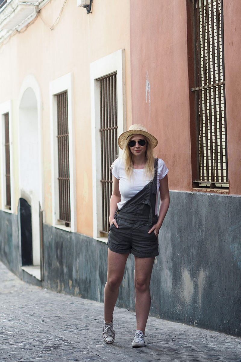 Cadiz outfit Sightseeing