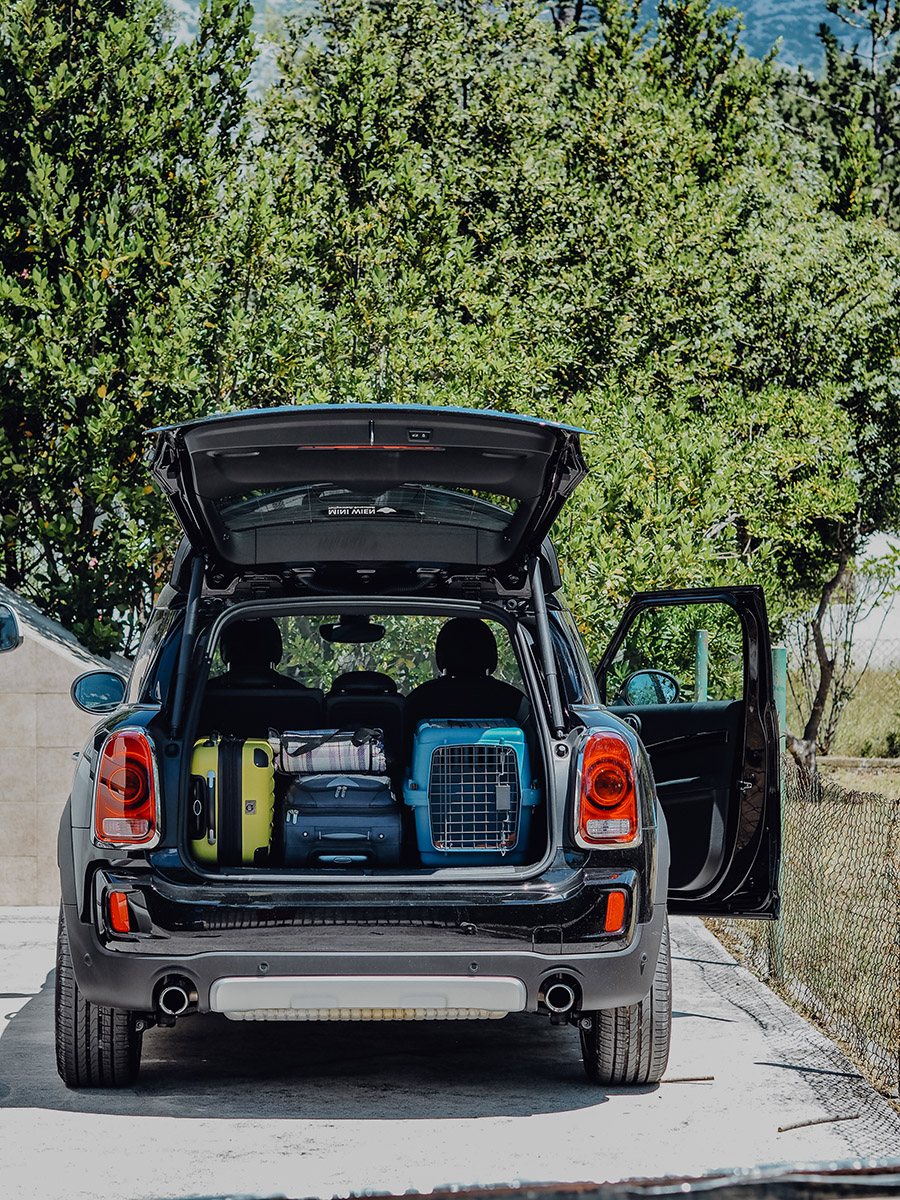mini countryman s neu test roadtrip